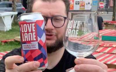 New Love Lane DDH in Tall Boy Cans